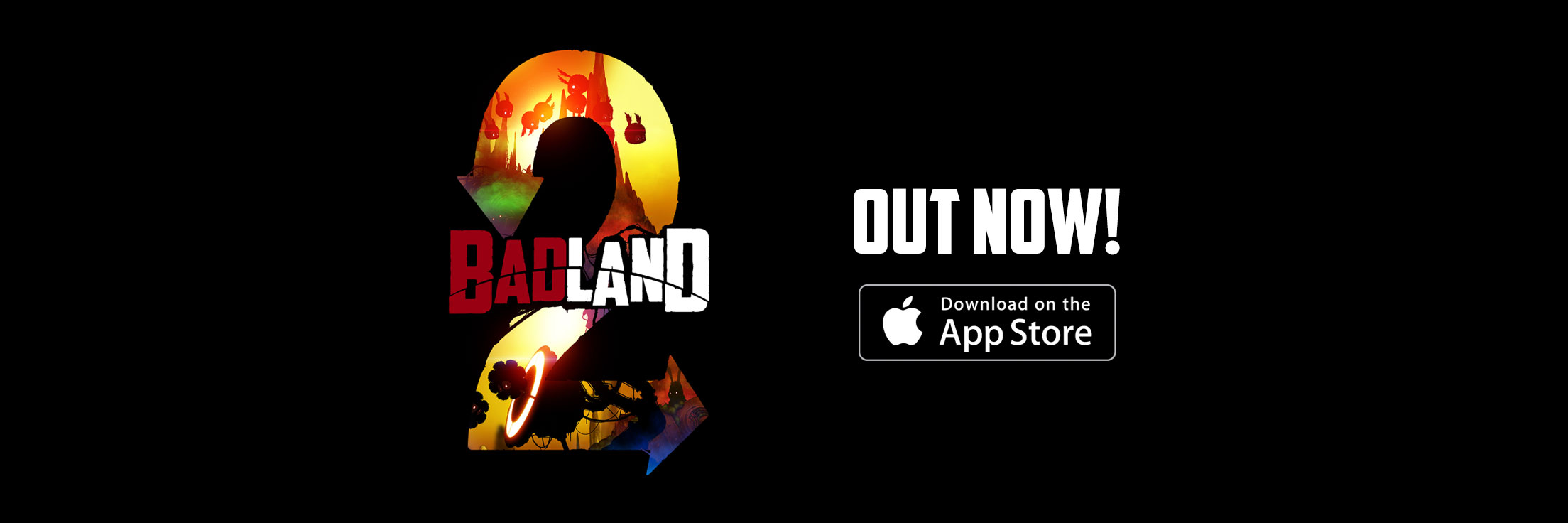 BADLAND-2 - Available on The App Store